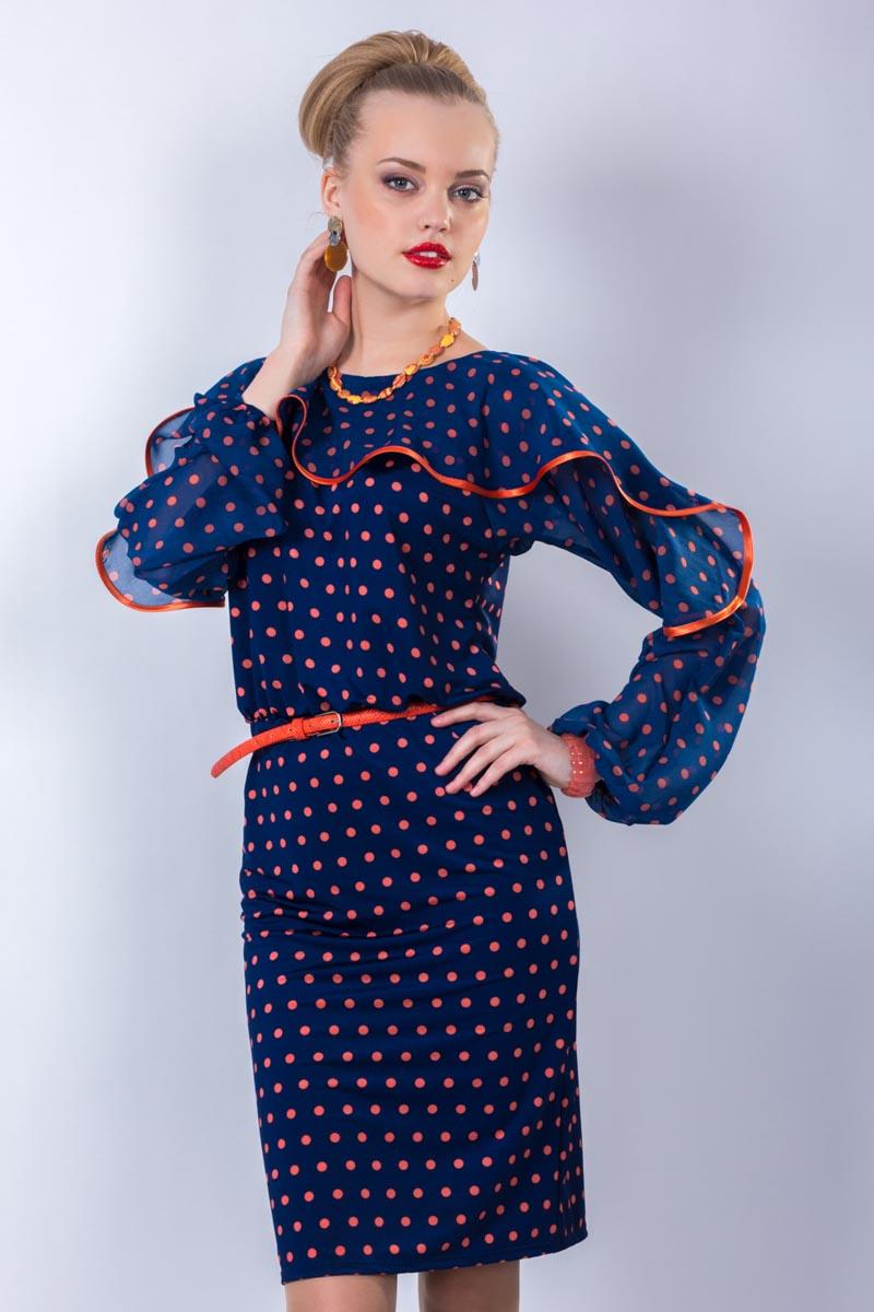 Эксклюзивные повседневные платья