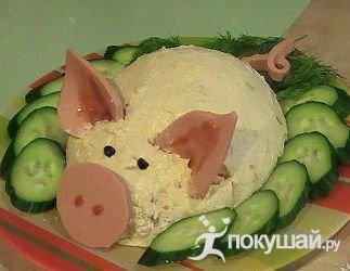 салаты на день рождения простые и вкусные рецепты фото с курицей копченой