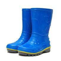 Сапоги резиновые ПС 8-3 светло-синие