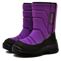 Дутики Lumi фиолетовые