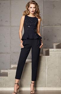 Комплект L4247 блузка и брюки