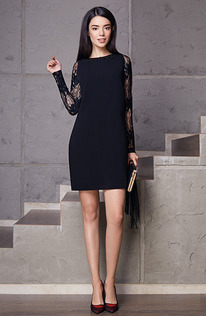 Платье L1557