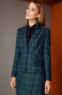 Комплект L3289 Жакет, юбка, блузка