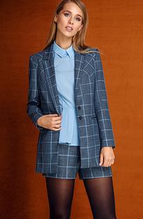 Комплект L3288 Жакет, шорты, блузка