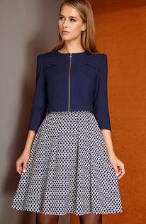 Комплект L2285 Жакет, юбка