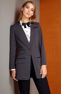 Комплект L3283 Жакет, брюки, блузка